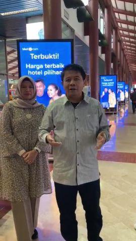 Sekda Rohul Minta Masyarakat Riau Dukung Zahra Perwakilan Rohul Di LIDA 5 Indosiar