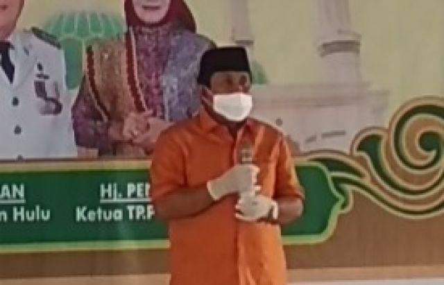 Sambut Ramadhan Ditengah Covid-19, Bupati H. Sukiman Ajak Masyarakat Rohul Zikir dan Doa Bersama Dirumah Masing-Masing